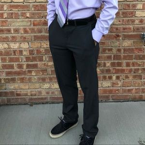 Calvin Klein Slim fit Black Dress Pants